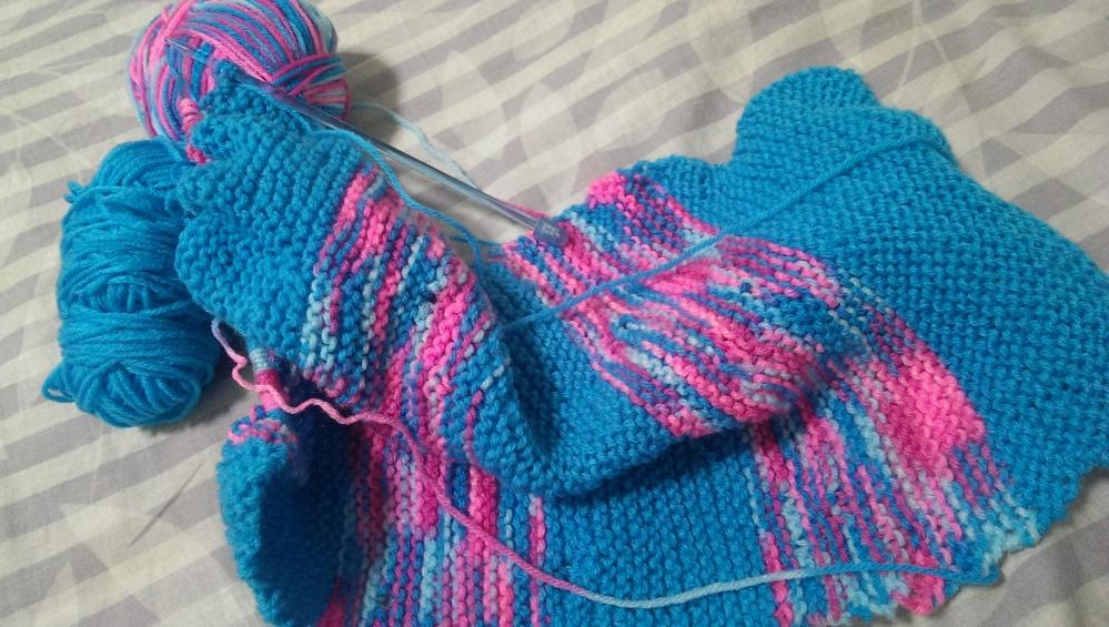 knit proj